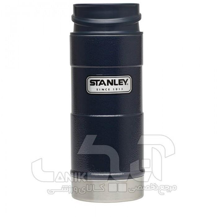 ماگ دکمه دار 500 میلی لیتر Stanley مدل Classic One Hand Vacuum Mug