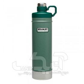 قمقمه سرد نگهدارنده 750 میلی لیتر Stanley مدل Classic Vacuum Water Bottle
