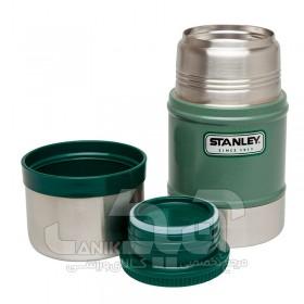 ظرف غذا 500 میلی لیتری سبز Stanley مدل Classic Vacuum Food