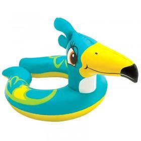 حلقه شنا کودک طرح پرنده مدل Intex 59220